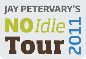 Jay Petervary's No Idle Tour 2001